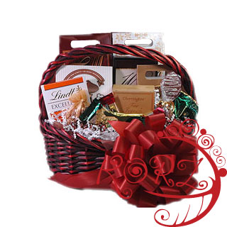 Milan flowers  -  Sweet Memories Baskets Delivery
