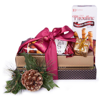 Weißensee flowers  -  A Taste of Sweets Flower Delivery
