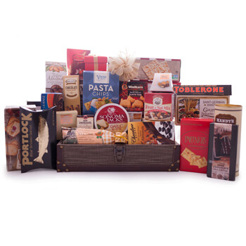 Weißensee flowers  -  Delicious Repast Flower Delivery