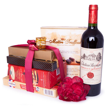 Weißensee flowers  -  Dry Heat Flower Delivery