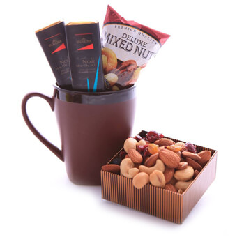Weißensee flowers  -  Energy Burst Flower Delivery