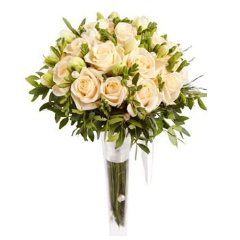 Bonaire online Florist - Flowers Of Fantasy Bouquet