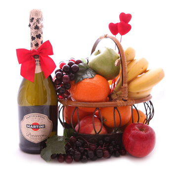 Weißensee flowers  -  Friendly Love Flower Delivery
