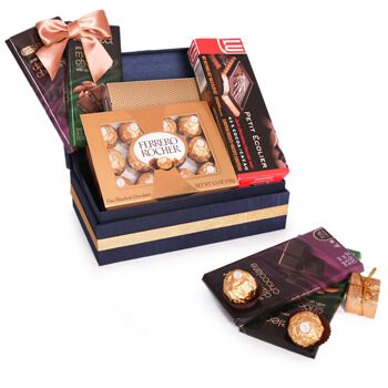Weißensee flowers  -  Golden Ticket Flower Delivery
