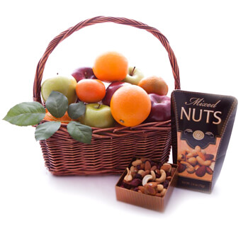 Jaffa flowers  -  Healthy Holiday Flower Delivery