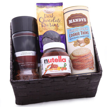 Canada flowers  -  Instantly Rich Gift Box Baskets Delivery