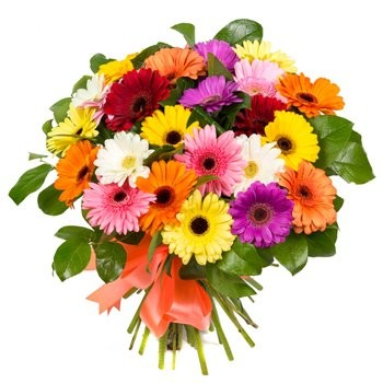 Piribebuy flowers  -  Joy Flower Delivery