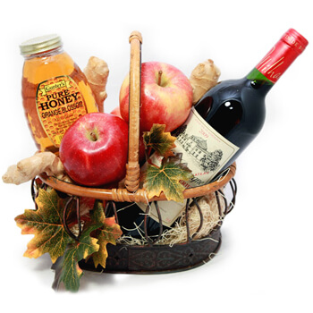 Weißensee flowers  -  Natures Elegance Flower Delivery