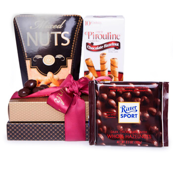 Weißensee flowers  -  Simply Perfection Flower Delivery