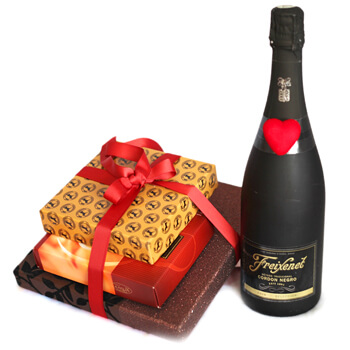 Weißensee flowers  -  Sparkling Feelings Flower Delivery