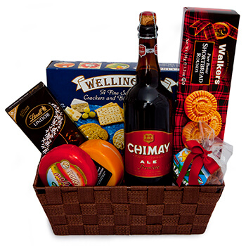 Weißensee flowers  -  Strong Shoulder Flower Delivery
