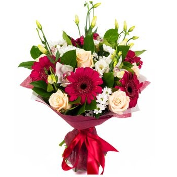 San Isidro flowers  -  Summer Spectacles Flower Delivery