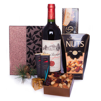 Villa Vicente Guerrero flowers  -  Sweet Notes Of Autumn Flower Delivery