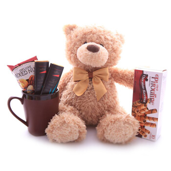 Weißensee flowers  -  Sweet Wake Up Flower Delivery