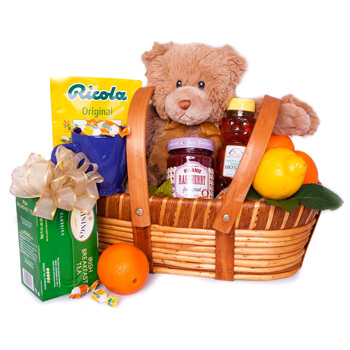 Weißensee flowers  -  With All My Love Flower Delivery