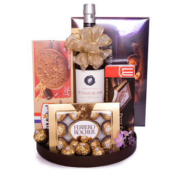 Sahavato flowers  -  Your Victory March Flower Delivery