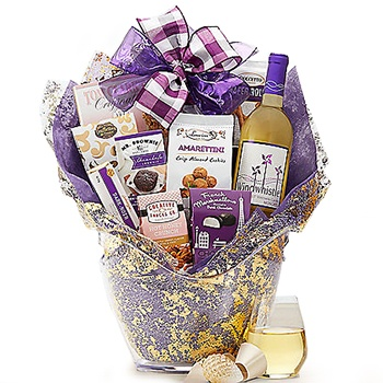 Minneapolis flowers  -  Assorted Pleasure Baskets Delivery