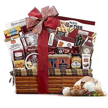 Washington flowers  -  Best Kept Christmas Secret Baskets Delivery