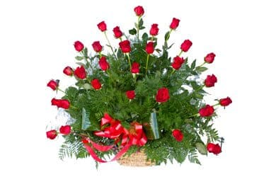 Dominica online Florist - Bursting Buds Bouquet