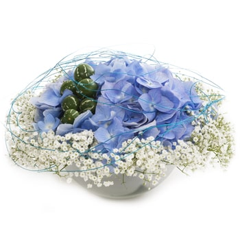 Oslo online Florist - Clear Skies Bouquet