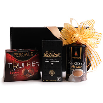Santa Teresa flowers  -  Coffee and Chocolate Flower Delivery