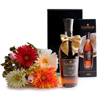 Jaffa flowers  -  Decadence and Beauty Flower Delivery