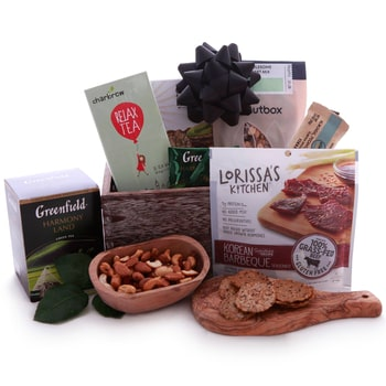 Norway flowers  -  Diabetic Friendly Delights Baskets Delivery
