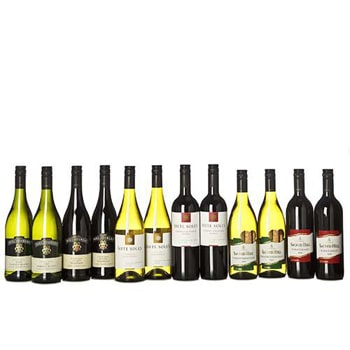 Oslo online Florist - Eclectic collection of Modern Wines Bouquet