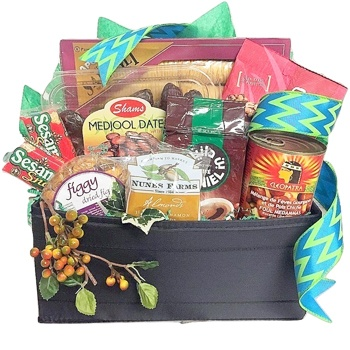 Washington flowers  -  Everyones Favorite Ramadan and Eid Treats Baskets Delivery