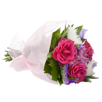 Yuzhno Sakhalinsk flowers  -  First Impressions Flower Delivery
