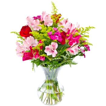 Norway flowers  -  Tenderness Baskets Delivery