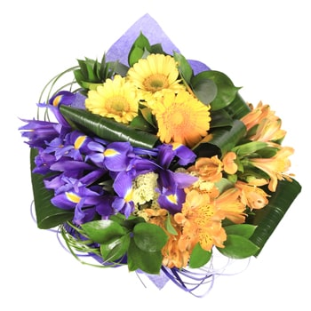 Moscow flowers  -  Forest Fresh Baskets Delivery