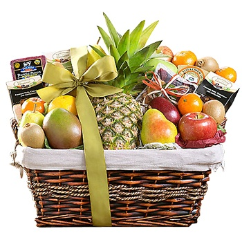 Houston flowers  -  Fresh And Tropical Baskets Delivery