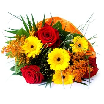Ukraine flowers  -  Friendship Baskets Delivery