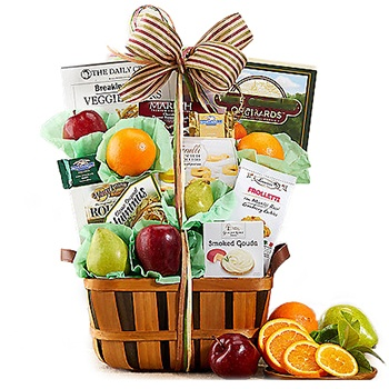 Houston flowers  -  Fruit And Fun Baskets Delivery