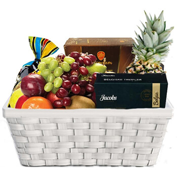 Rest of Norway flowers  -  Fruit Basket For All Flower Delivery