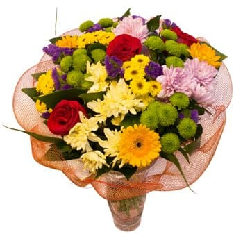Bordeaux flowers  -  Home Sweet Home Flower Delivery