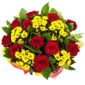 Kyzyl-Eshme flowers  -  Hope Flower Delivery