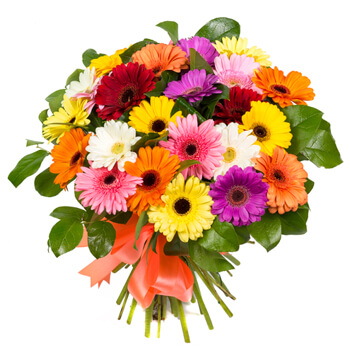Moscow flowers  -  Joy Baskets Delivery