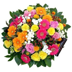 Norway flowers  -  Jubilant Flower Basket Delivery