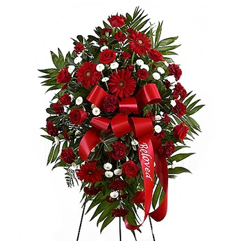 Houston flowers  -  Loving Memories Baskets Delivery