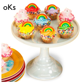 San Francisco blommor- Magical Cupcakes Collection korgar Leverans