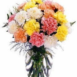 Seychelles online Florist - Milk-Toast-Honey Bouquet