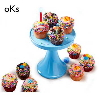 Las Vegas flowers  -  Miniature Birthday Cupcakes Baskets Delivery