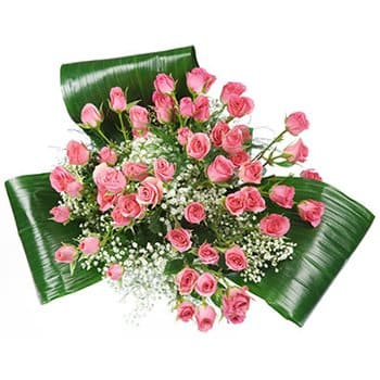 Laos online Florist - Never Enough Bouquet