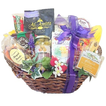 Houston flowers  -  Ramadan Revelry Baskets Delivery