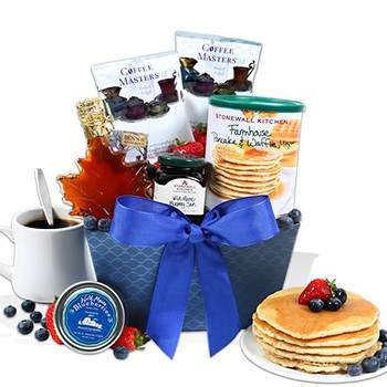 Arlington flowers  -  Rustic Bed and Breakfast Gift Basket Baskets Delivery