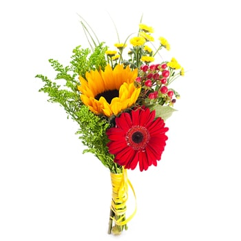 Moscow flowers  -  Scents Of Heaven Baskets Delivery