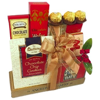 Las Vegas flowers  -  Stocking Stuffer Favorites Baskets Delivery