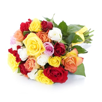 Ramuciai flowers  -  Summer Music Flower Delivery